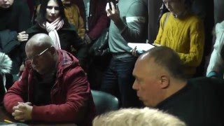 Обманутые дольщики ЖК Царицыно / Москва, 19.12.2015, часть 2