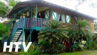 Riverside Cabins & Houses, Lodge en Cahuita