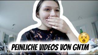 PEINLICHE VIDEOS VON ANNA BEI GNTM  | AnKat