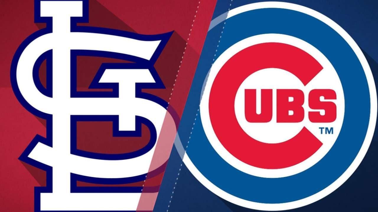 Cubs Win Series Finale Vs Cardinals