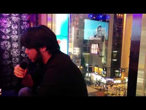 Karaoke in Shinjuku, Tokyo