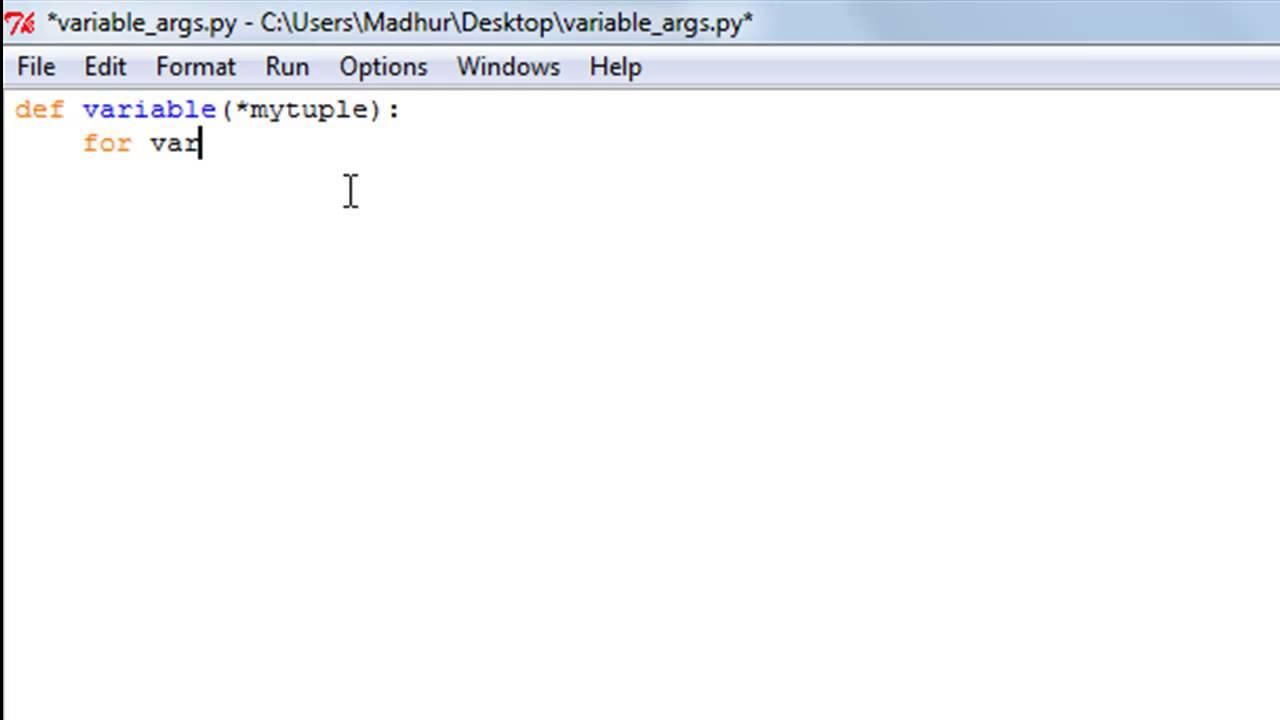 Python Programming Tutorial - 37: Variable Length Arguments