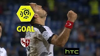 Video Gol Pertandingan Montpellier vs FC Metz