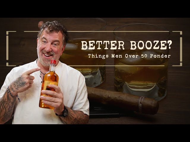Can Non-Booze Taste Like REAL BOOZE? - Lyre's Spirits - THE MENS ROOM: Things Guys Over 50 Ponder