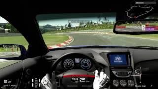 Gran Turismo Sport Beta Hyundai Genesis Coupe 3.8 Track