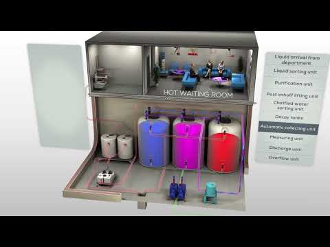 Comecer - ISP Radioactive Waste Disposal Plant