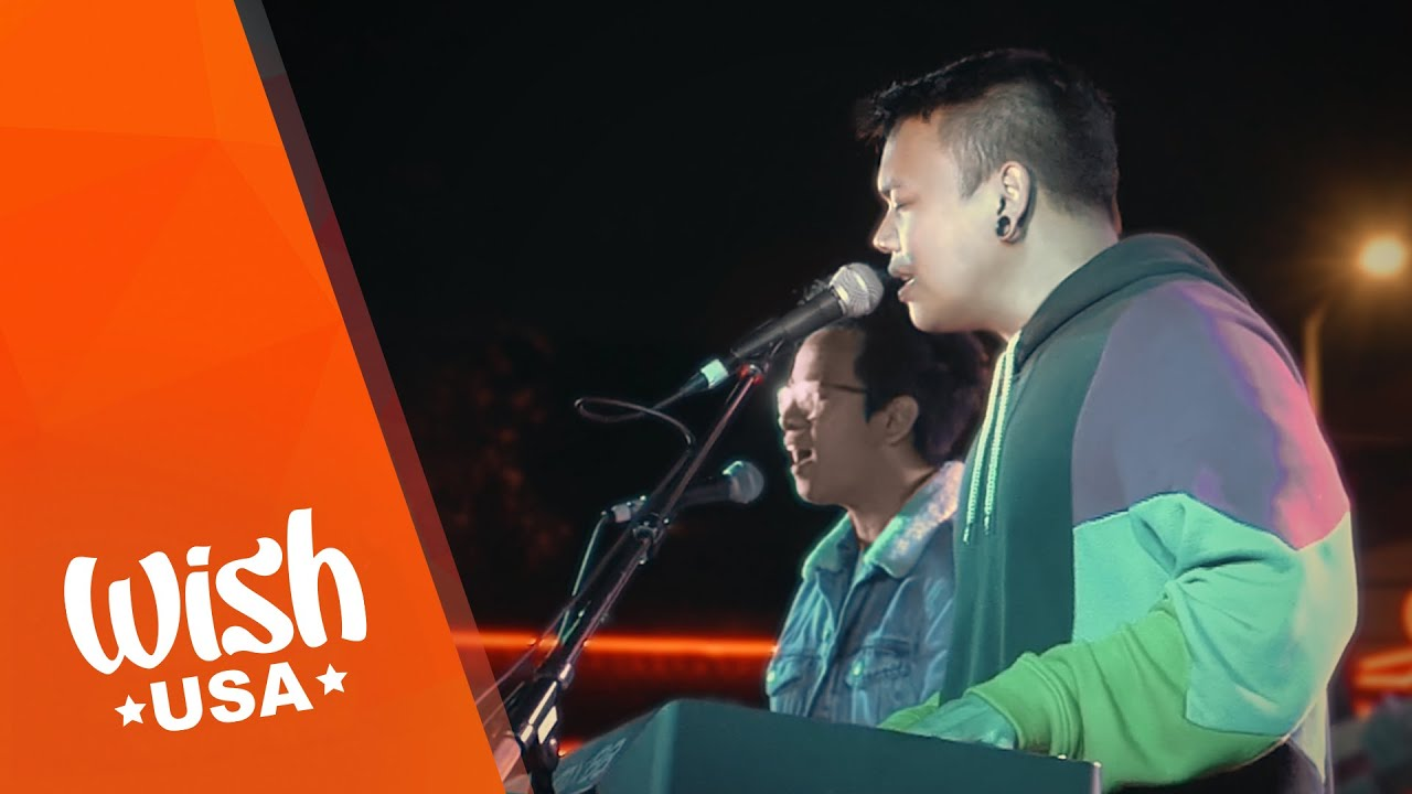 """AJ Rafael performs """"She Was Mine"""" LIVE on Wish USA's Stopover Sessions"""