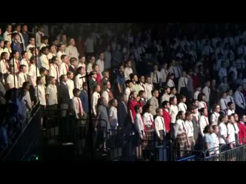 Christchurch Schools' Music Festival 2017 Summertime