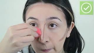 How to Apply Pancake Makeup