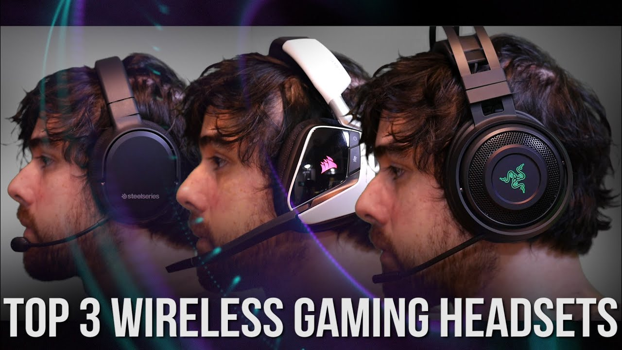 Top 3 Best Wireless Gaming Headsets to Buy Under $100 in 2020