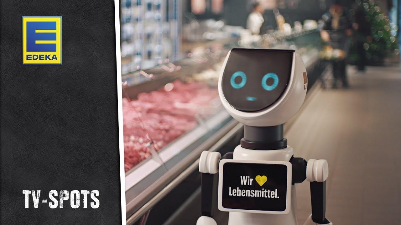 Edeka Fürth Roboter