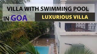 Gambar cover CHEAPEST HOTELS IN GOA | VILLA STAY WITH SWIMMING POOL ...JUST 3000/- FOR 4 NIGHTS