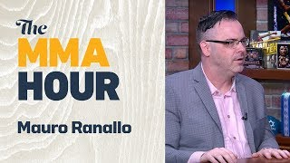 Mauro Ranallo Says Dealing With Lows Of Bipolar Disorder Still 'Scares The Hell Out' Of Him