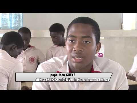 Carrefour de l'Education : Lycée scientifique de Diourbel, les graines de l'espoir