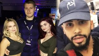 Scarce Had a Threesome, S3X on Stream? Adam Saleh EXPOSED or Not? Streamer House BROKEN INTO