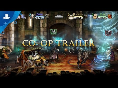 Dragon's Crown Pro - Co-Op Trailer | PS4