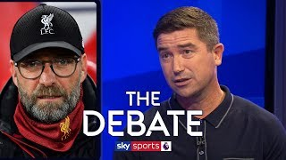 How will Liverpool cope with their fixture congestion? | The Debate | Kewell & Townsend