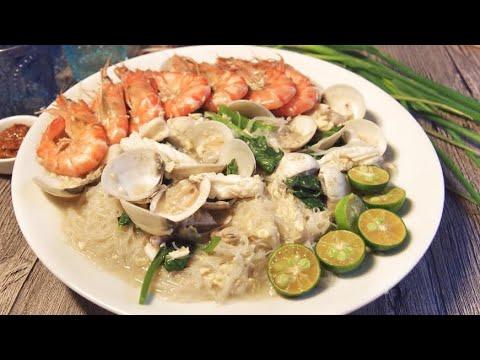 How to cook Sembawang White Beehoon 三巴旺白米粉