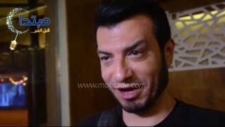 إيهاب توفيق: الألبوم الجديد فى العيد