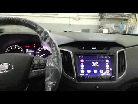 Navipilot DROID8 для Hyundai CRETA 2016+