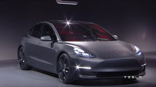 Tesla Model 3 - It's finally here!!