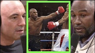 Lennox Lewis on Fighting Mike Tyson | Joe Rogan