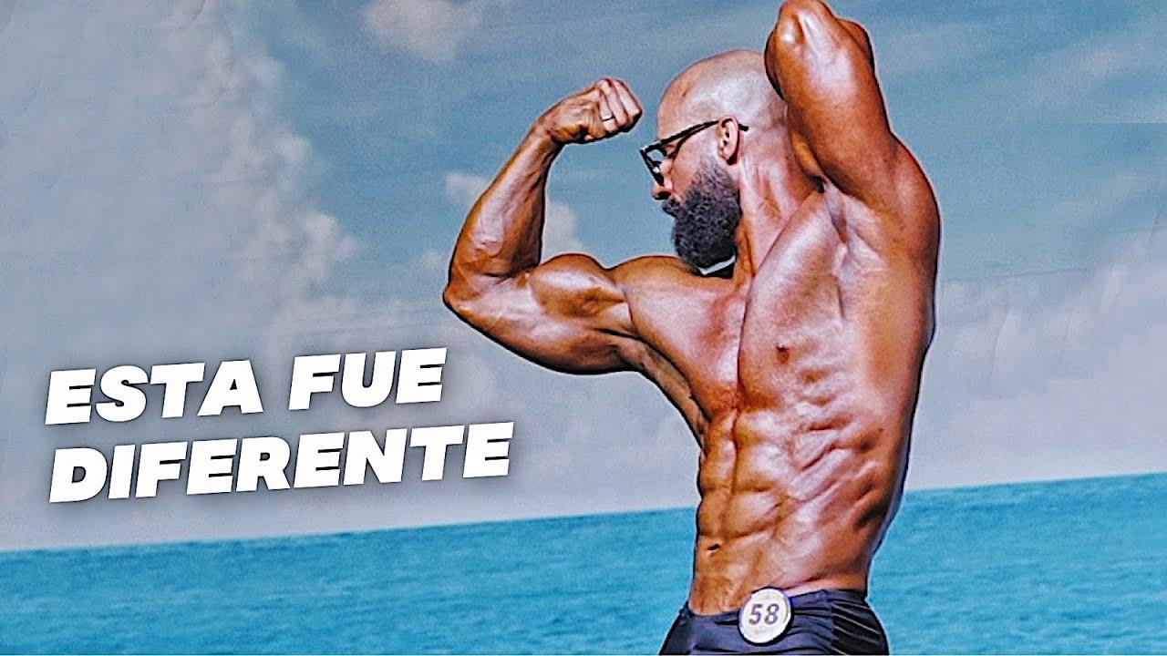 "COMPETENCIA EMILIO BORN Julio 2021 - ""Un punto me hizo mas fuerte"" - gym topz"