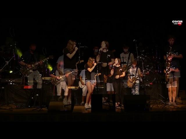 Núria - Campus Rock Prades. Concert Final