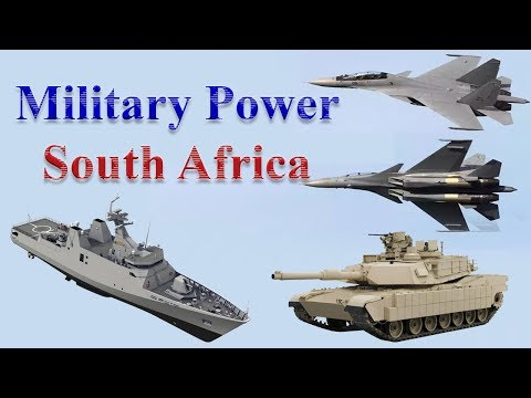 South Africa Military Power 2017
