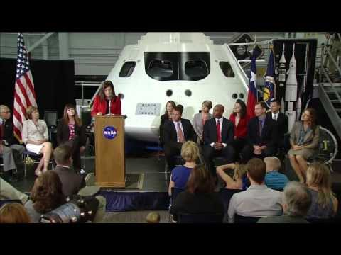 NASA Introduces Media to New Astronaut Candidates