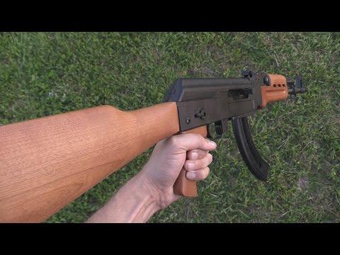 Mossberg BLAZE - 47 Review