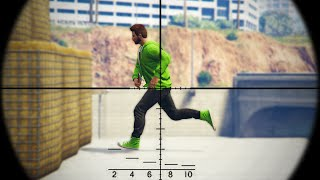 IMPOSSIBLE DEAHTRUN! (GTA 5 Funny Moments)
