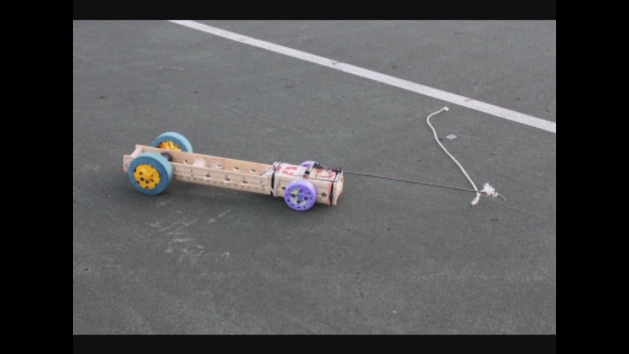 Drag Racing Mouse Trap Cars Youtube