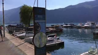 Camping du Serroz 73 Aix les bains Mai 2017