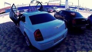 Белоснежный Крайслер 300 заказ в Краснодаре 8-961-539-32-02