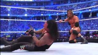 WWE WrestleMania XXVIII - Triple H vs Undertaker (Hell in a cell) Promo 2# - Español latino [HD]
