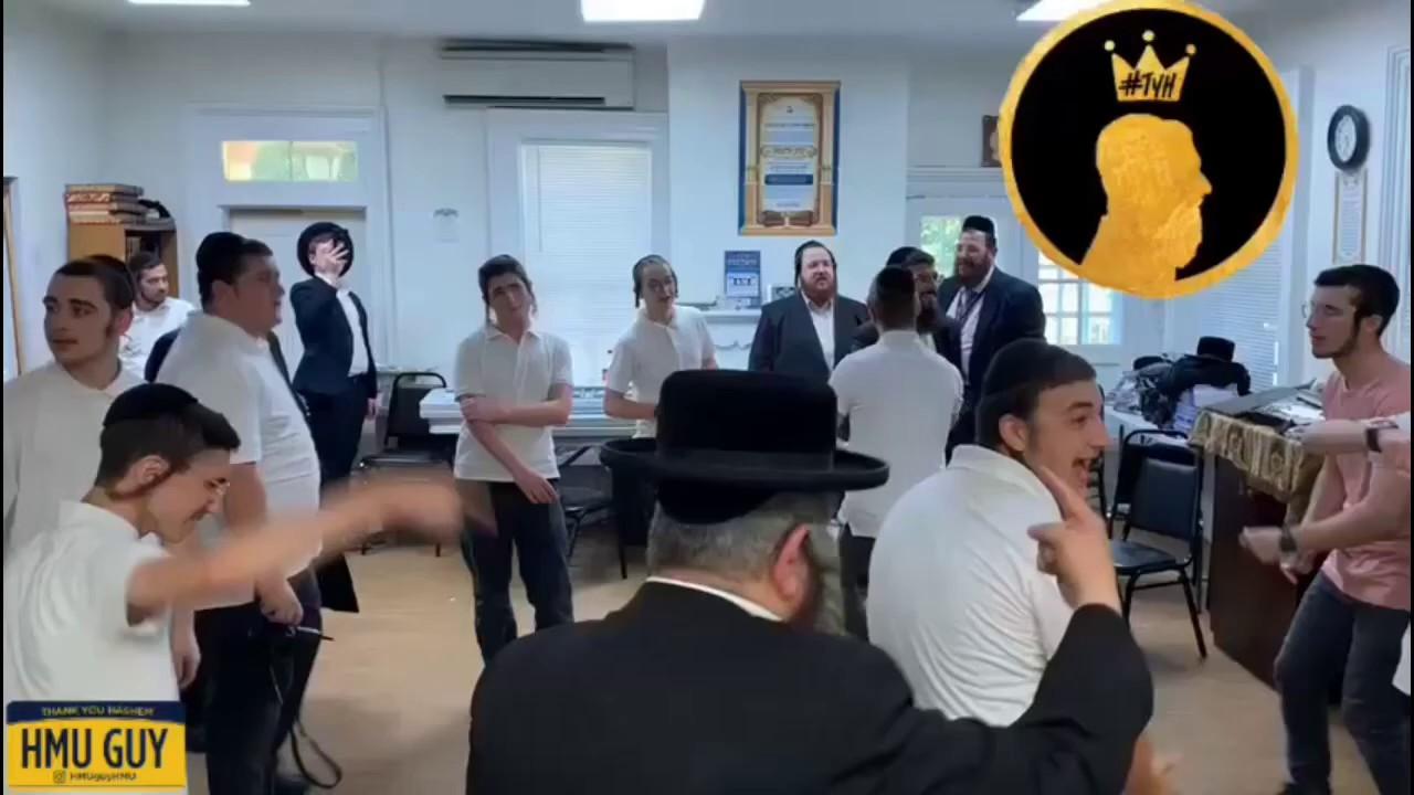 Rav Mota Frank @ Beri Weber's Yeshiva Kochvei Ohr