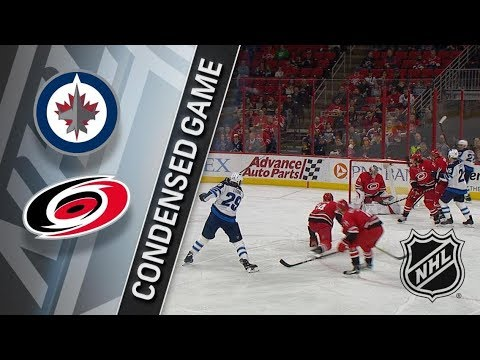 Winnipeg Jets vs Carolina Hurricanes – Mar. 04, 2018 | Game Highlights | NHL 2017/18. Обзор