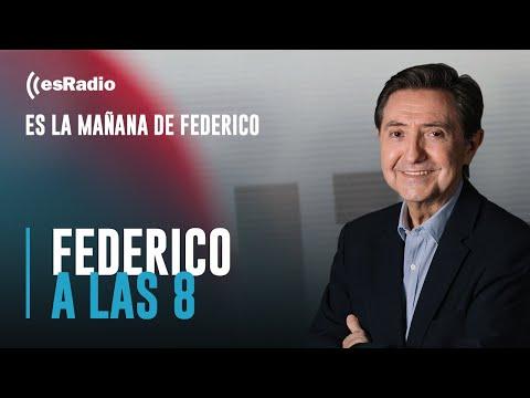 """Federico Jiménez Losantos a las 8: Rivera reclama a Rajoy un 155 """"duro"""""""