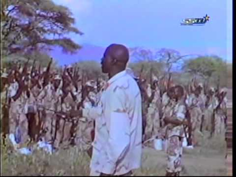 old clip about Sudan People's Liberation Army · SPLA