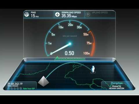 China's broadband