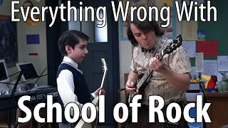 Everything Wrong With School Of Rock In 16 Minutes Or Less