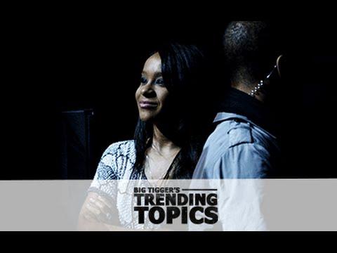 The V-103 News Update On Bobbi Kristina - Trending Topics ...
