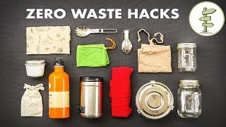 12 Cheap & Easy Tips for Reducing Your Waste - Sustainable Zero Waste Hacks