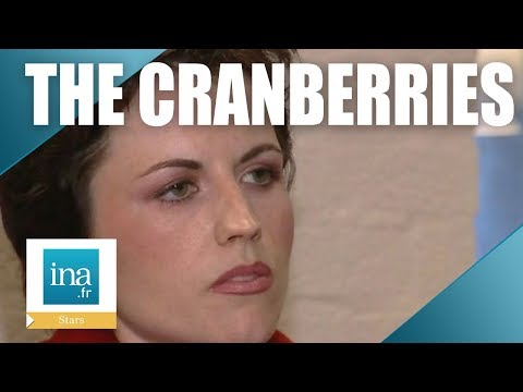 The Cranberries, interview France 2 en 2001 | Archive INA