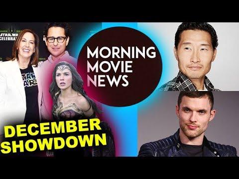 Star Wars Episode 9 vs Wonder Woman 2 December 2019, Daniel Dae Kim for Hellboy Reboot