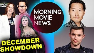 Star Wars Episode 9 vs Wonder Woman 2 December 2019, Daniel Dae Kim for Hellboy Reboot
