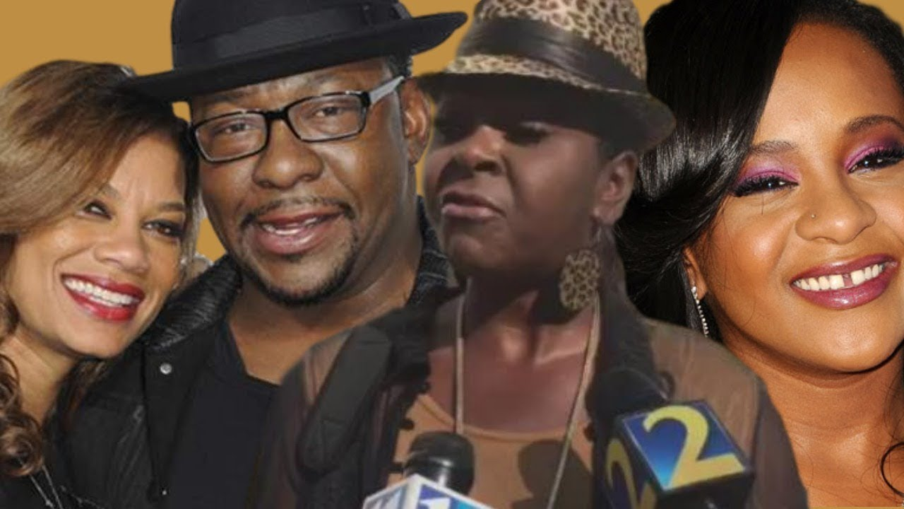 Bobby Brown's Sister BLAST His Wife For Using Bobbi Kristina's Name For Profit
