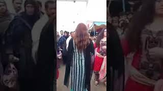 Local Girls Dance With Dhol | New Mujra Dance