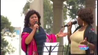 Sila Illanes y Rosa Guzman - Miski Takiy (01/Feb/2014)